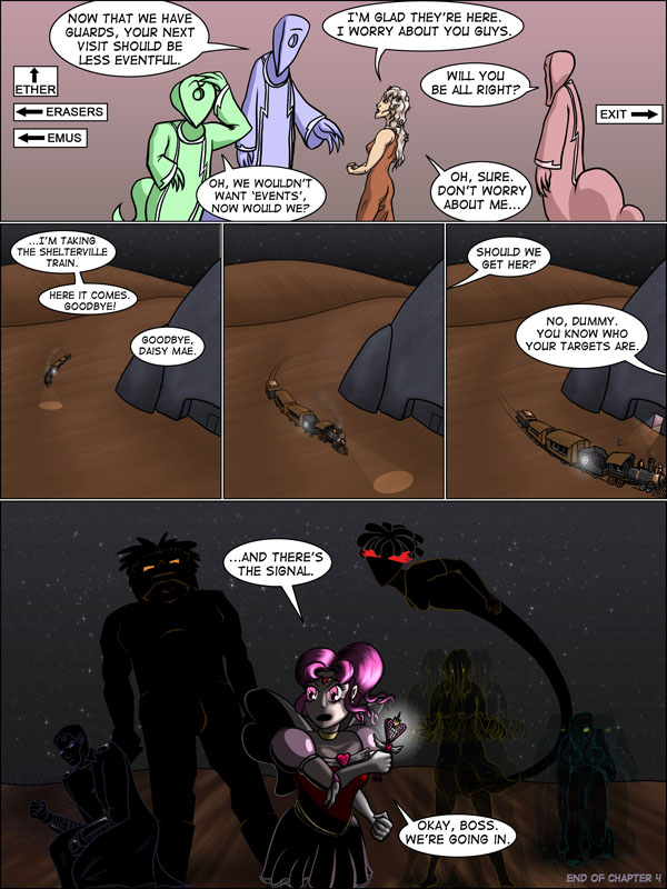 Crossoverlord - Chapter 4, Page 22