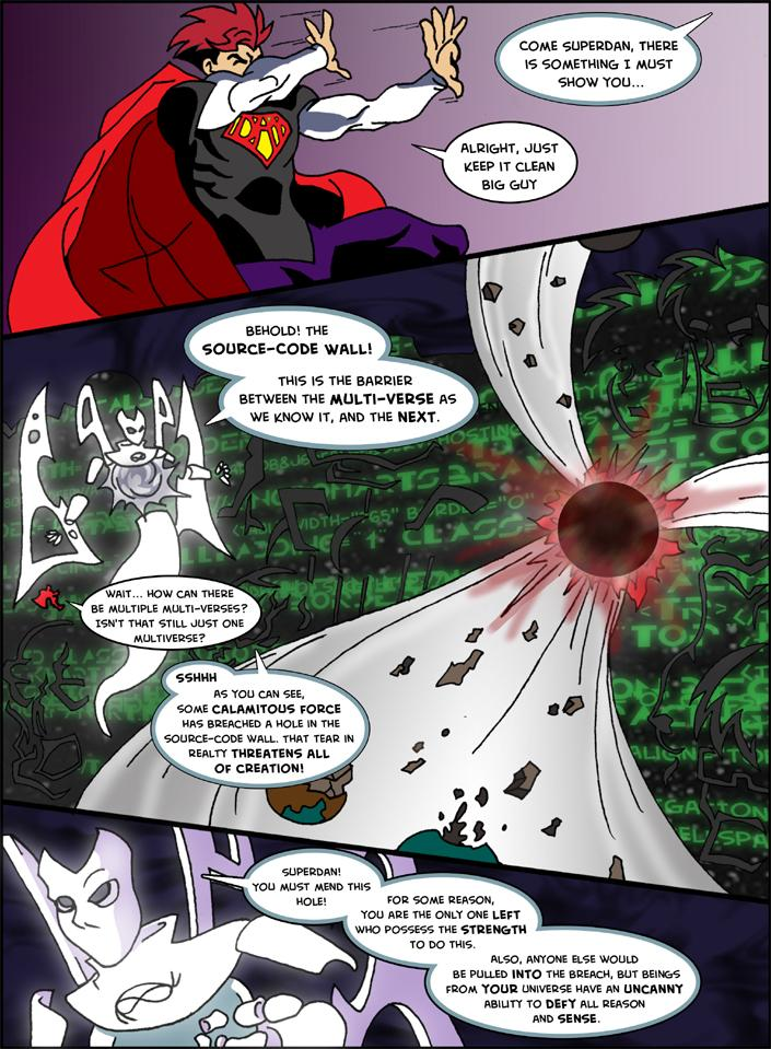 Bad Guy High Adventures - Issue 1, Page 6