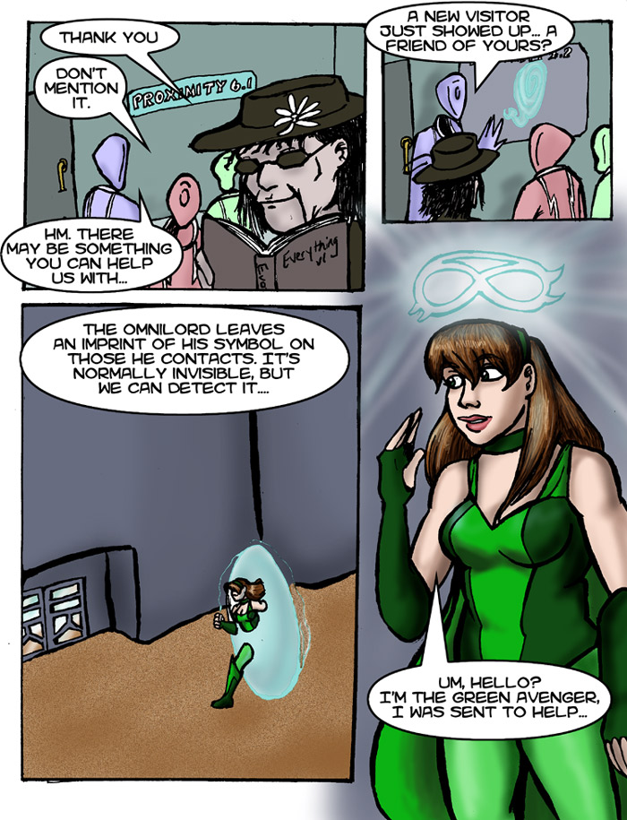 Crossoverlord - Chapter 4, Page 11