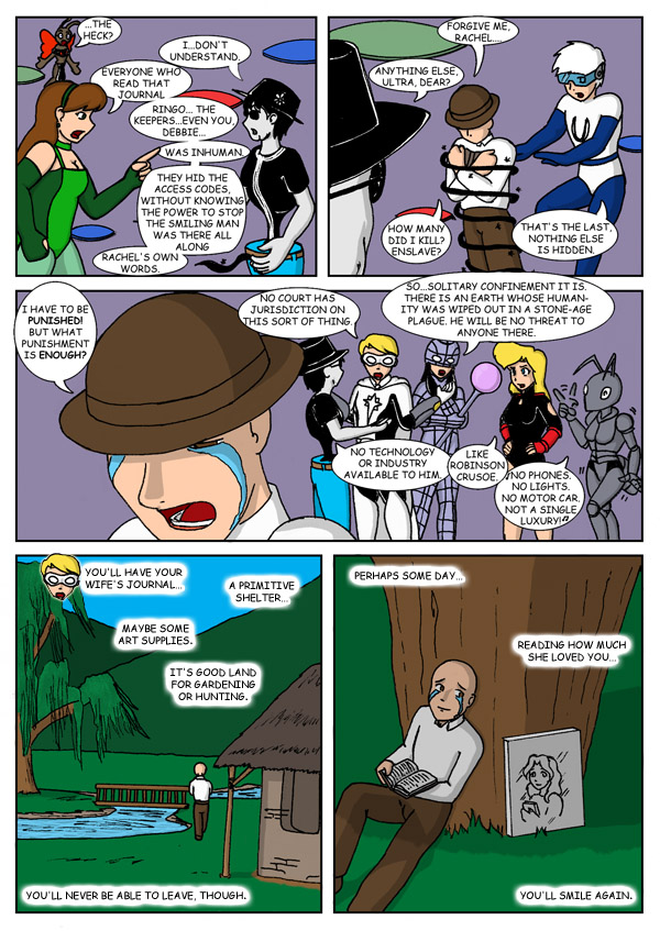 Crossoverlord - Chapter 8, Page, 38